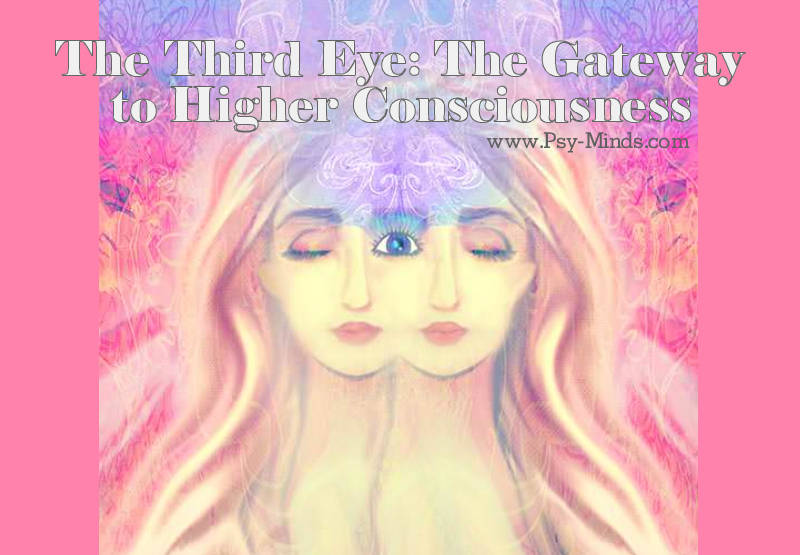 The Third Eye Gateway Higher Consciousness