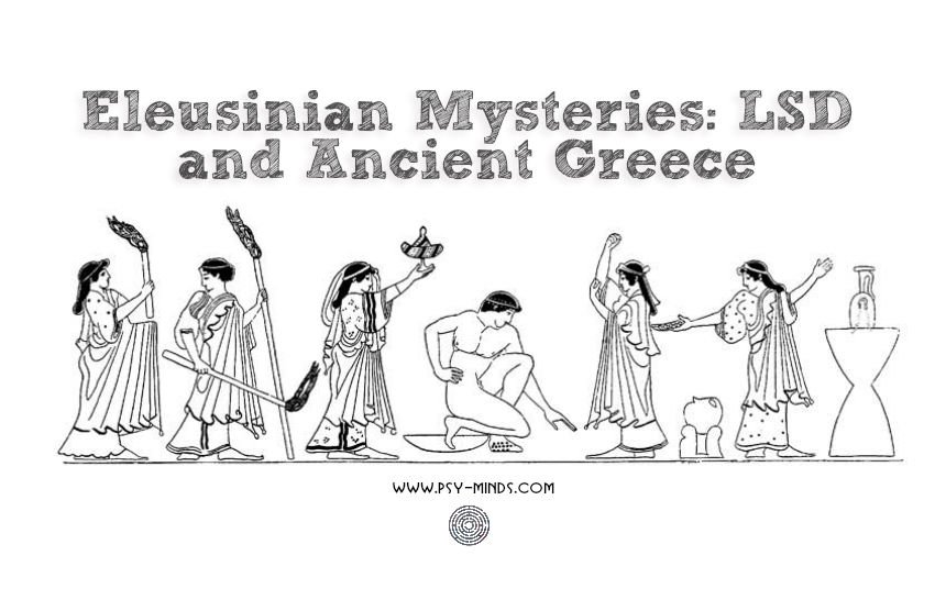 Eleusinian Mysteries LSD and Ancient Greece