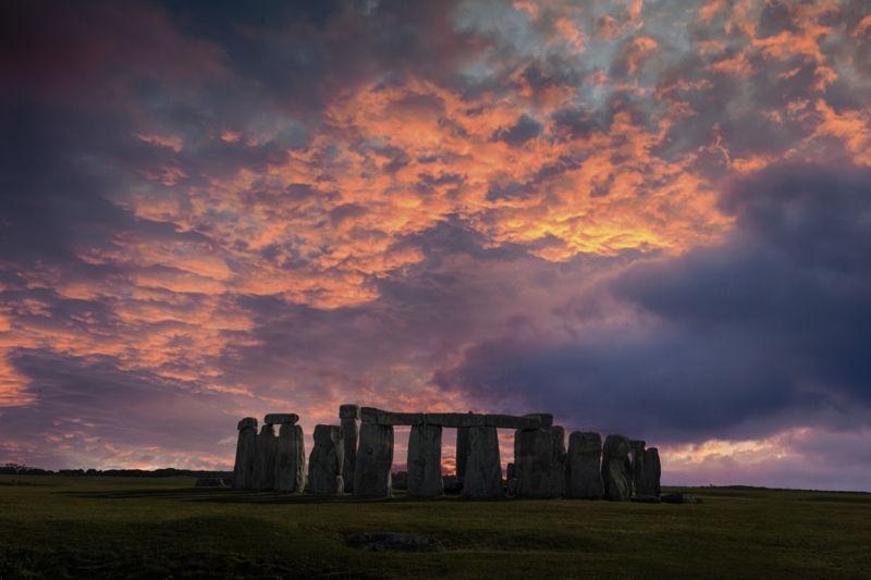 Stonehenge Neolithic Stone Circle