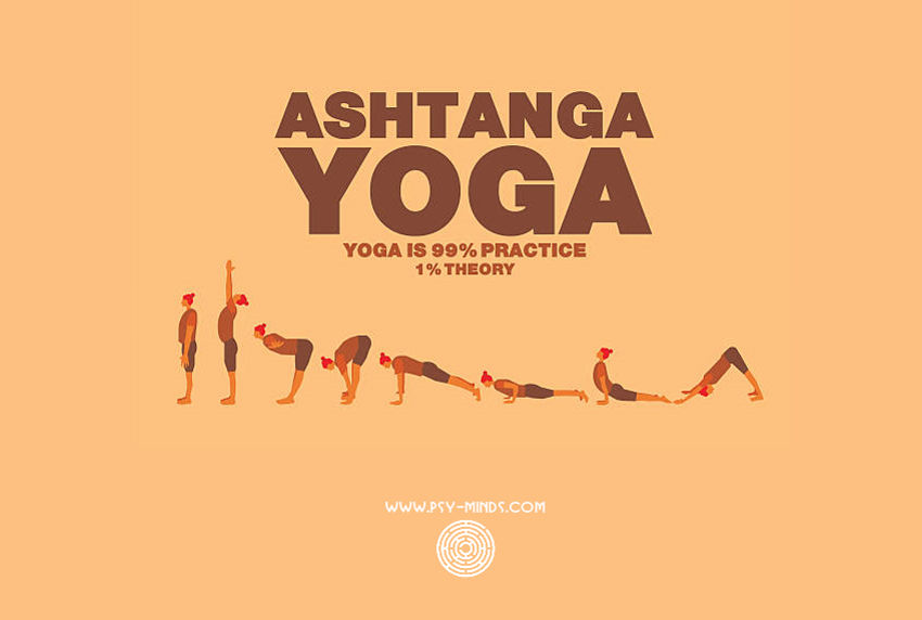 Ashtanga Yoga Mental Physical Spiritual Balance