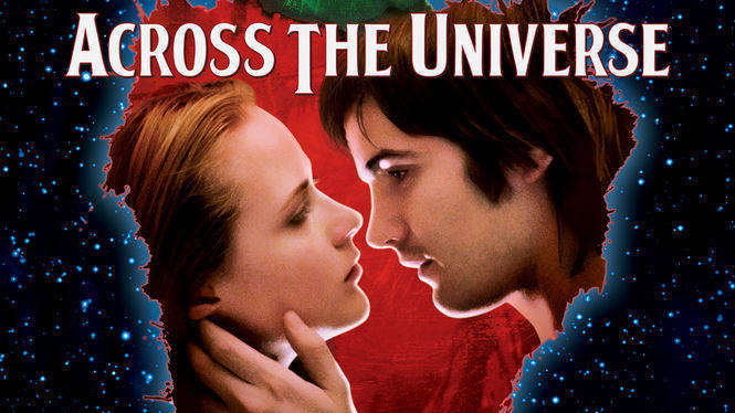 psychedelic movies Across the Universe