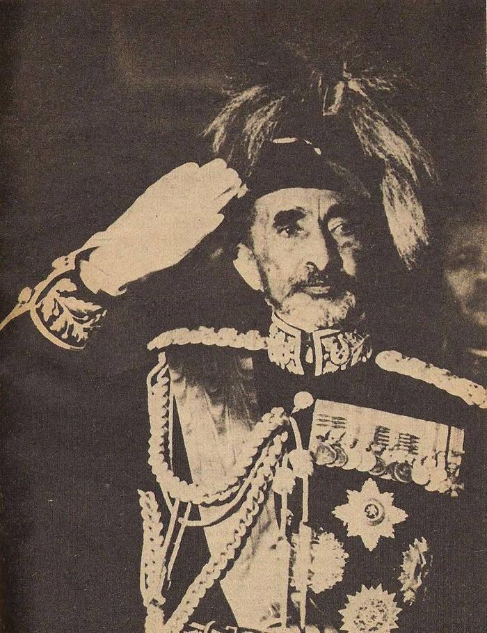 Haile Selassie I. rastafari