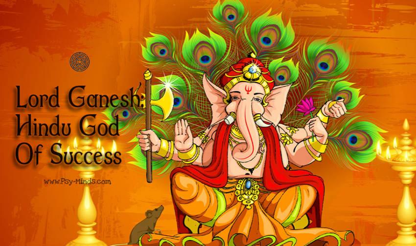 Lord Ganesh Hindu God Of Success