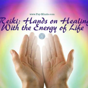 Reiki: Hands on Healing With the Energy of Life