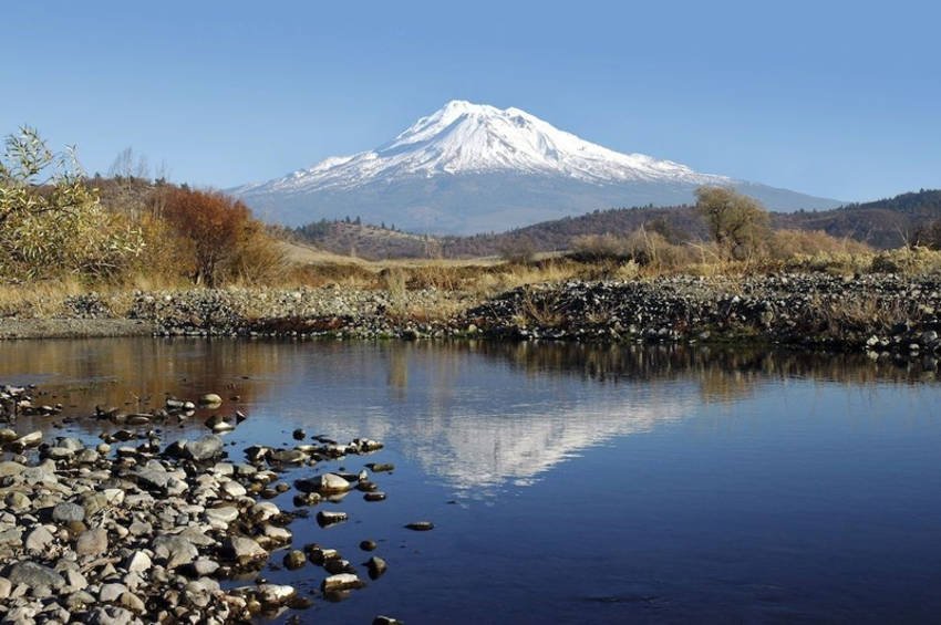 The Mysteries and Legends of Mount Shasta1