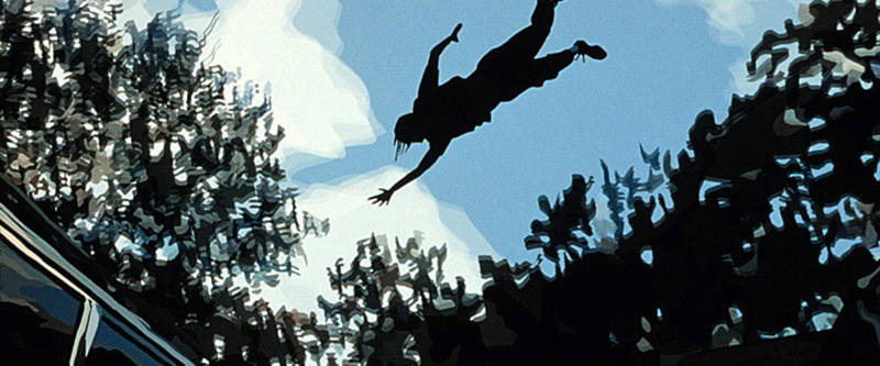 psychedelic movies Waking Life
