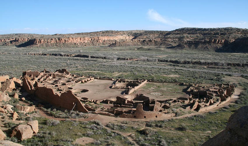Chaco Canyon A Mystical Place in the Desert2