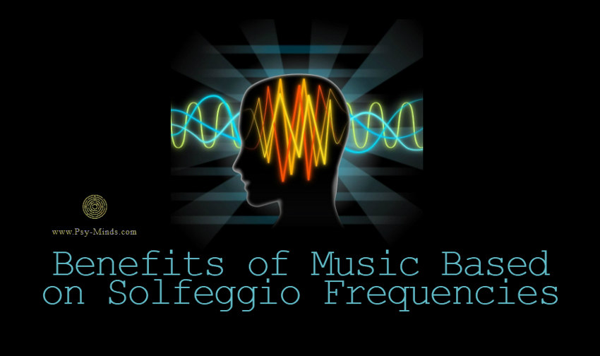 Benefits of Music based on Solfeggio Frequencies ~ Psy Minds