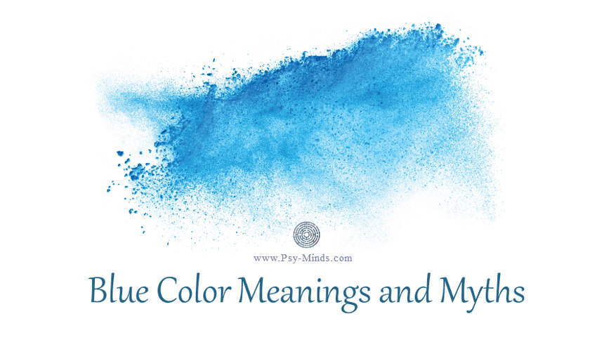 Blue Color Meanings and Myths