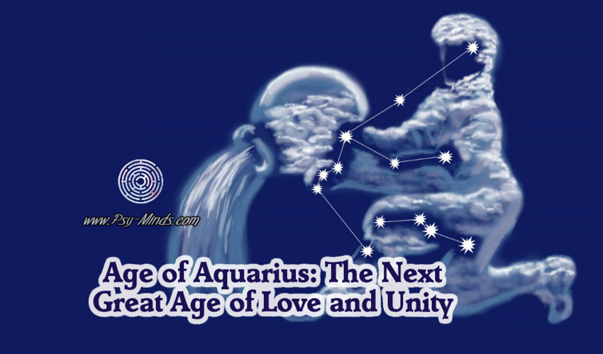 Age of Aquarius The Next Great Age of Love and Unity