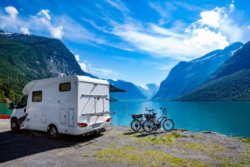 Where to Find Free Camping in Europe With Your Campervan1