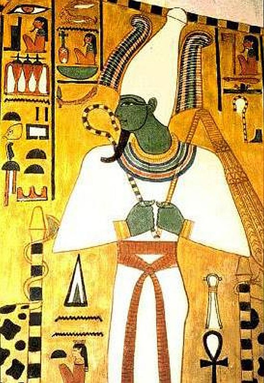 Osiris - The Egyptian God of the Underworld and the Afterlife2