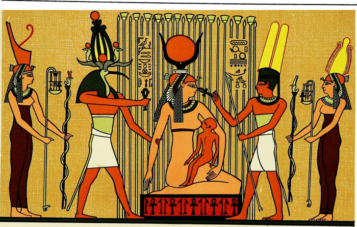 Osiris - The Egyptian God of the Underworld and the