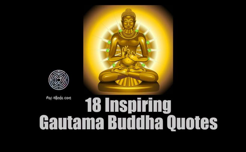60 Inspirational Gautama Buddha Quotes Psy Minds Beauteous Gautama Buddha Quotes