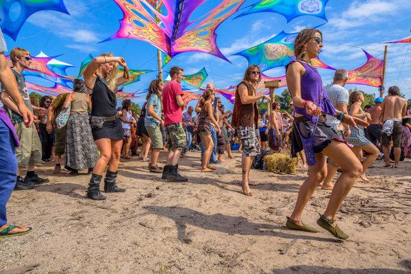 Music Festivals change