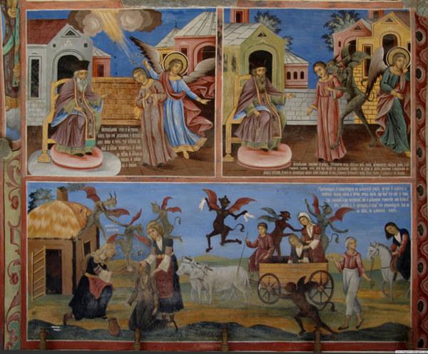 Rila_Monastery The Witch Origins