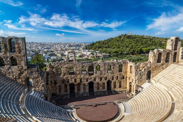 The Origins Of Theatre greece