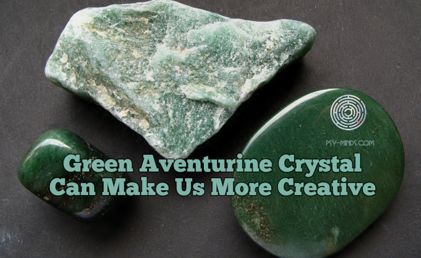Green Aventurine Crystal Can Make Us More Creative 1