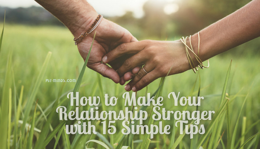 how to make a relationship stronger