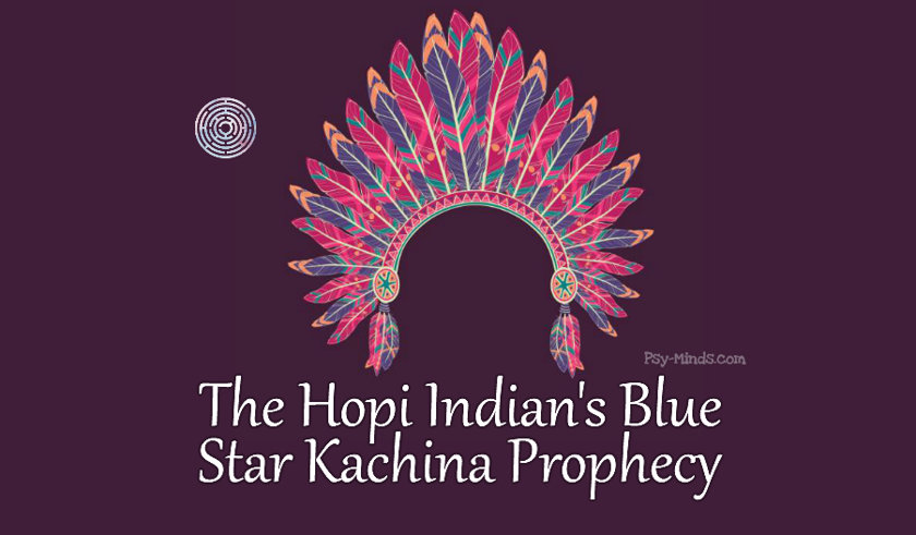 The Hopi Indian's Blue Star Kachina Prophecy
