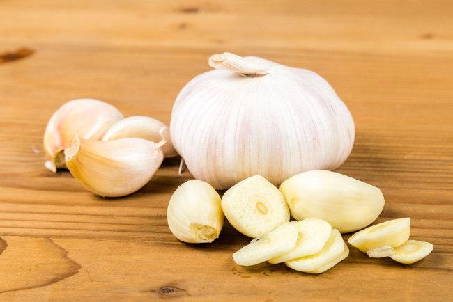 garlic Treat Hair Loss