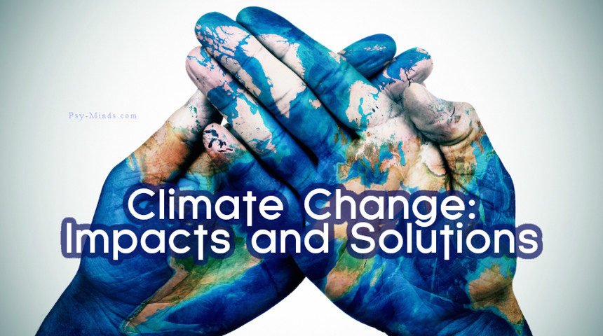 Climate Change Impacts and Solutions