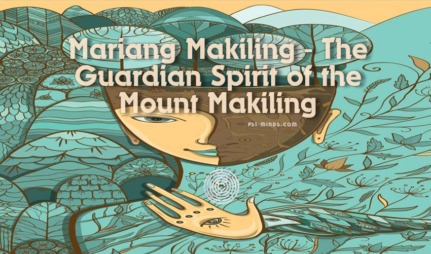 Mariang Makiling - The Guardian Spirit of the Mount Makiling ~ Psy Minds