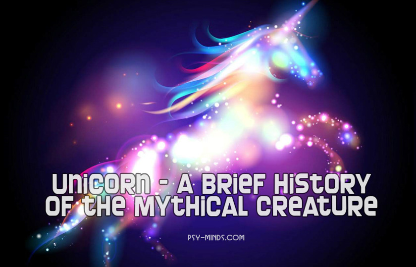 Unicorn - A Brief History of the Mythical Creature