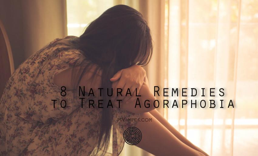8 Natural Remedies to Treat Agoraphobia