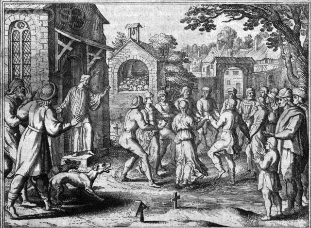 The Mysterious Phenomenon of Dancing Plague ~ Psy Minds