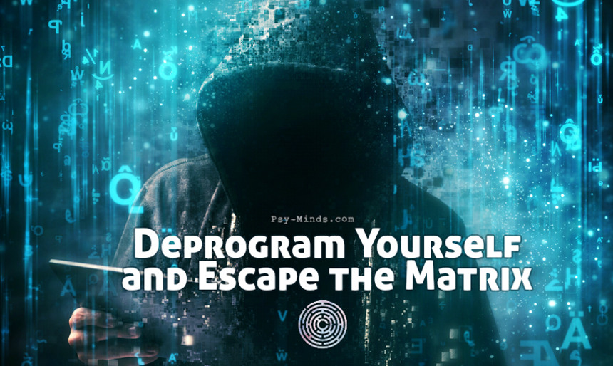Escape The Matrix; Deprogramming the American Dream