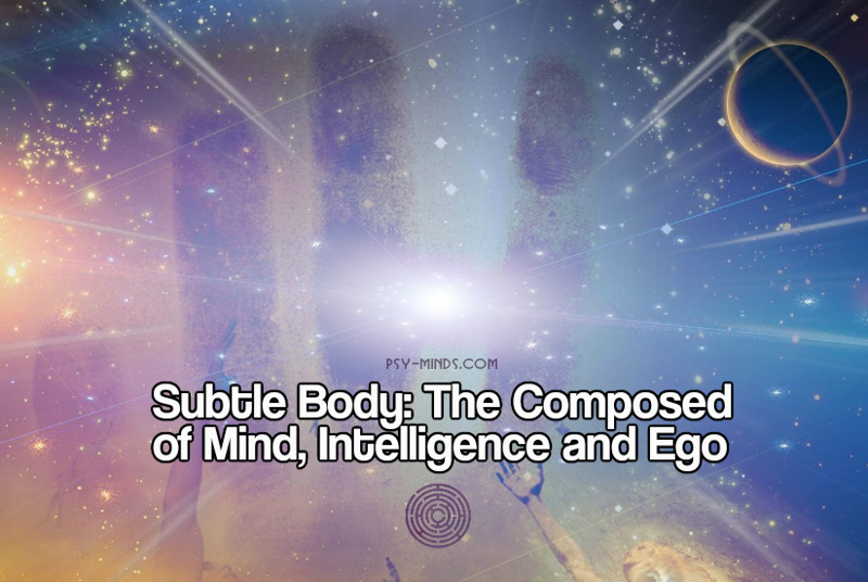 Subtle Body The Composed of Mind, Intelligence and Ego