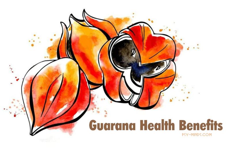 Guarana Health Benefits