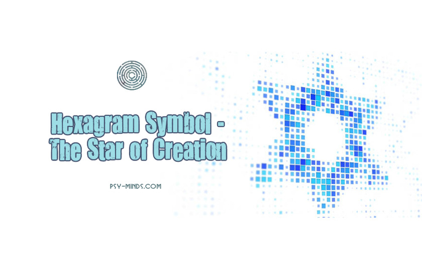 Hexagram Symbol - The Star of Creation