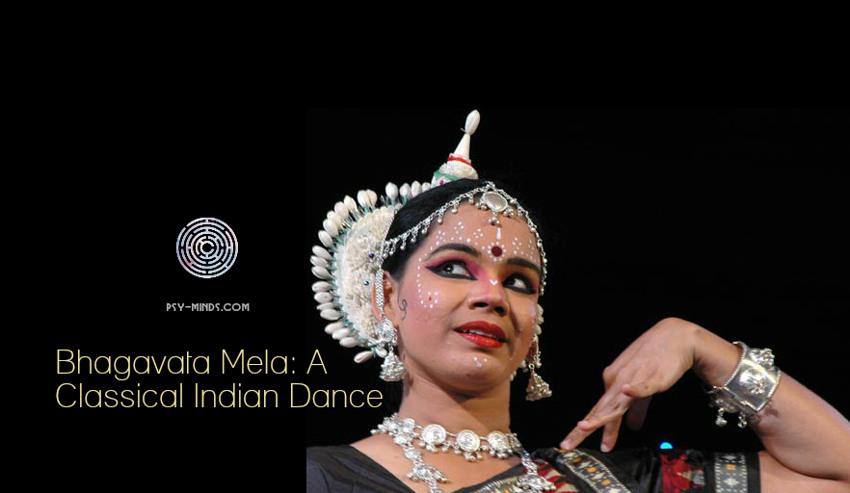 Bhagavata Mela A Classical Indian Dance