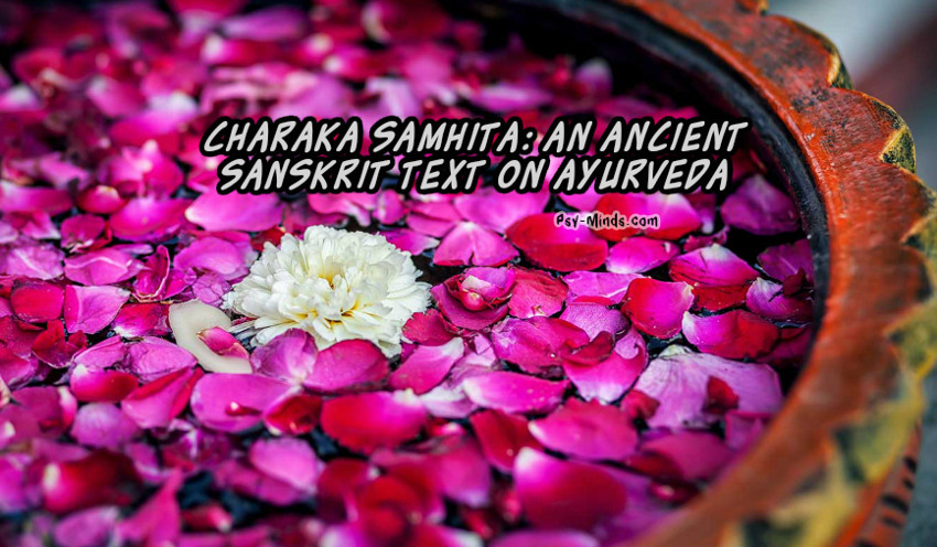 Charaka Samhita An Ancient Sanskrit text on Ayurveda