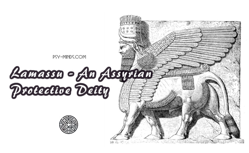 Lamassu - An Assyrian Protective Deity