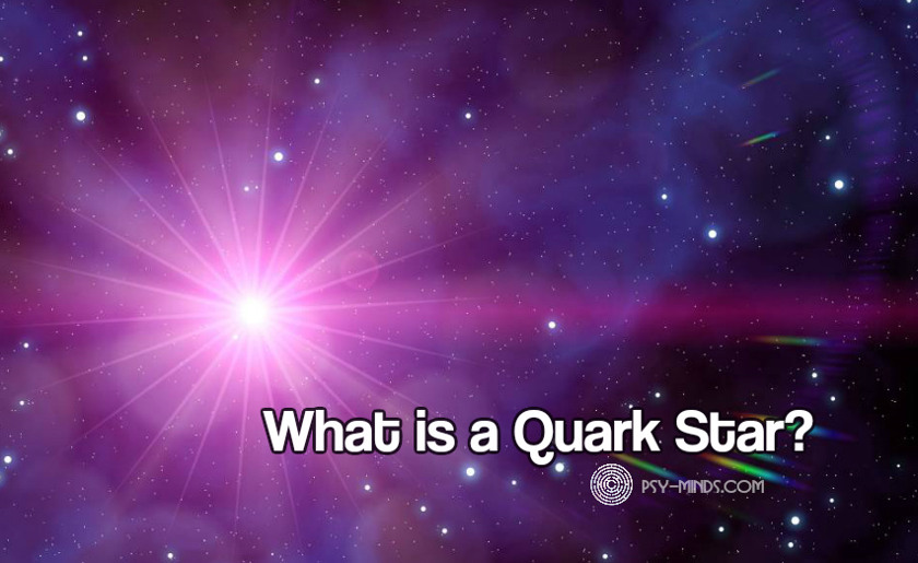 What is a Quark Star