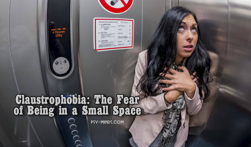 Claustrophobia The Fear of Being in a Small Space