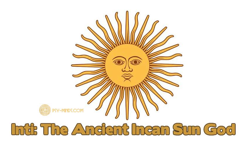 Inti The Ancient Incan Sun God