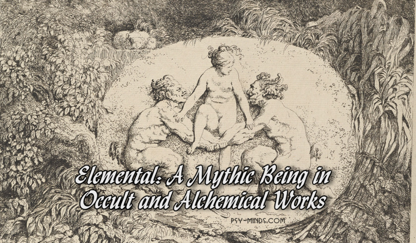 Elemental A Mythic Being in Occult and Alchemical Works