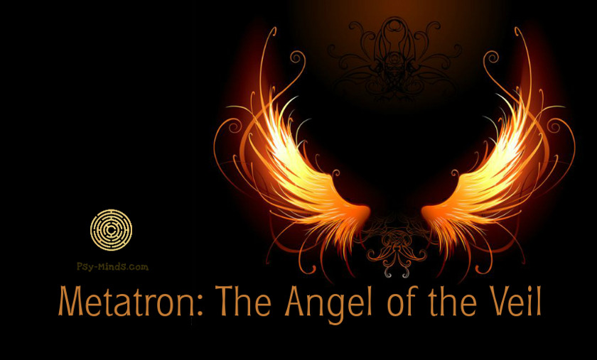 Metatron The Angel of the Veil