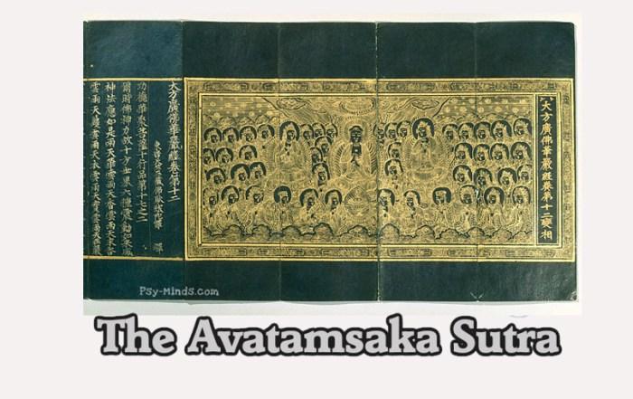 The Avatamsaka Sutra