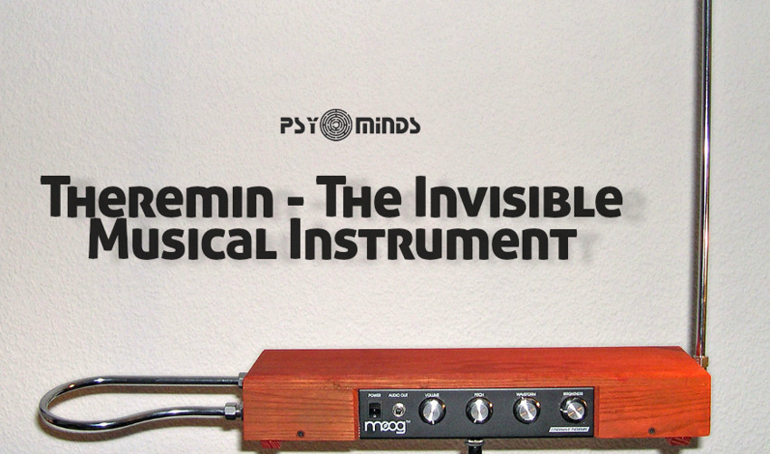 Theremin - The Invisible Musical Instrument