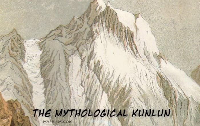 The Mythological Kunlun
