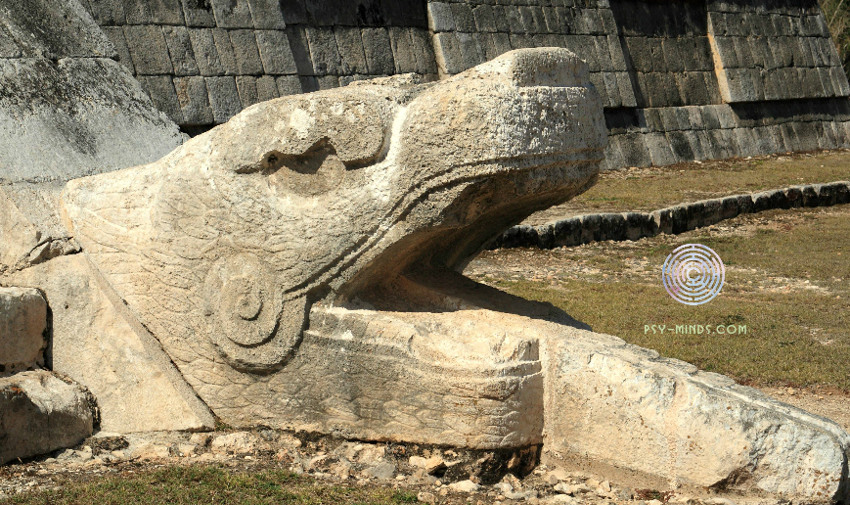 Kukulkan - A Mesoamerican Serpent Deity