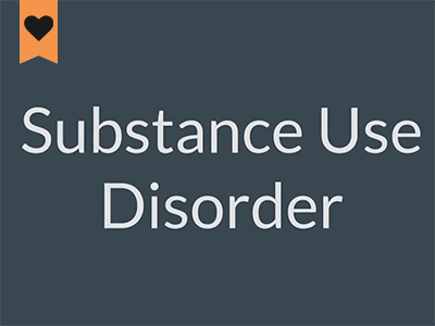 Invisible Wounds of War at Home: Substance Use Disorder Course