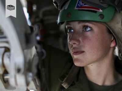 Women Who Serve course image