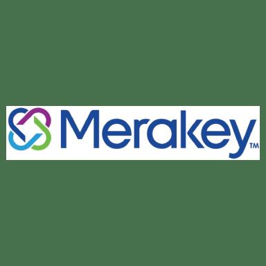 merakey logo type logo icon