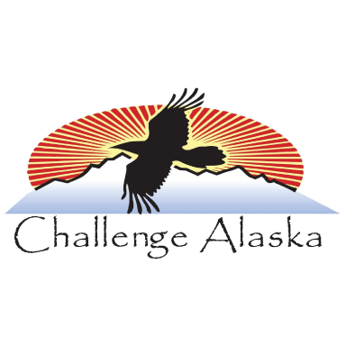 challenge alaska logo type logo icon